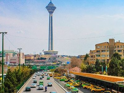 وانت بار غرب تهران