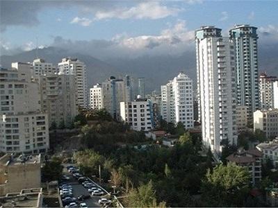 منطقه قلهک تهران