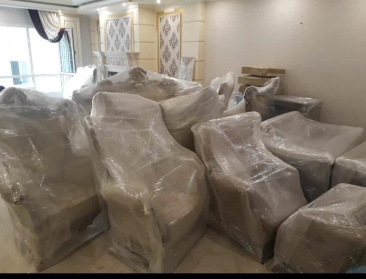 بسته بندی و حمل یار با وانت در تهران